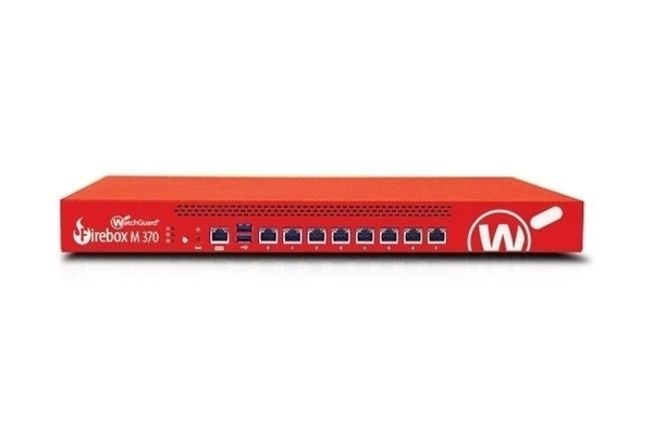Picture of WatchGuard Firebox M370 with 1-yr Standard Support