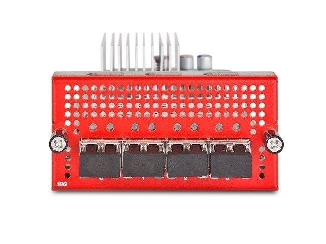 Picture of WatchGuard Firebox M570 with 1-yr Basic Security Suite