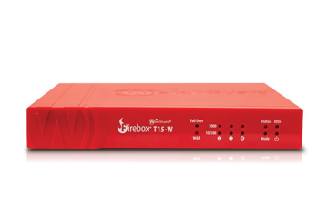 Picture of Trade Up to WatchGuard Firebox T15-W with 3-yr Basic Security Suite