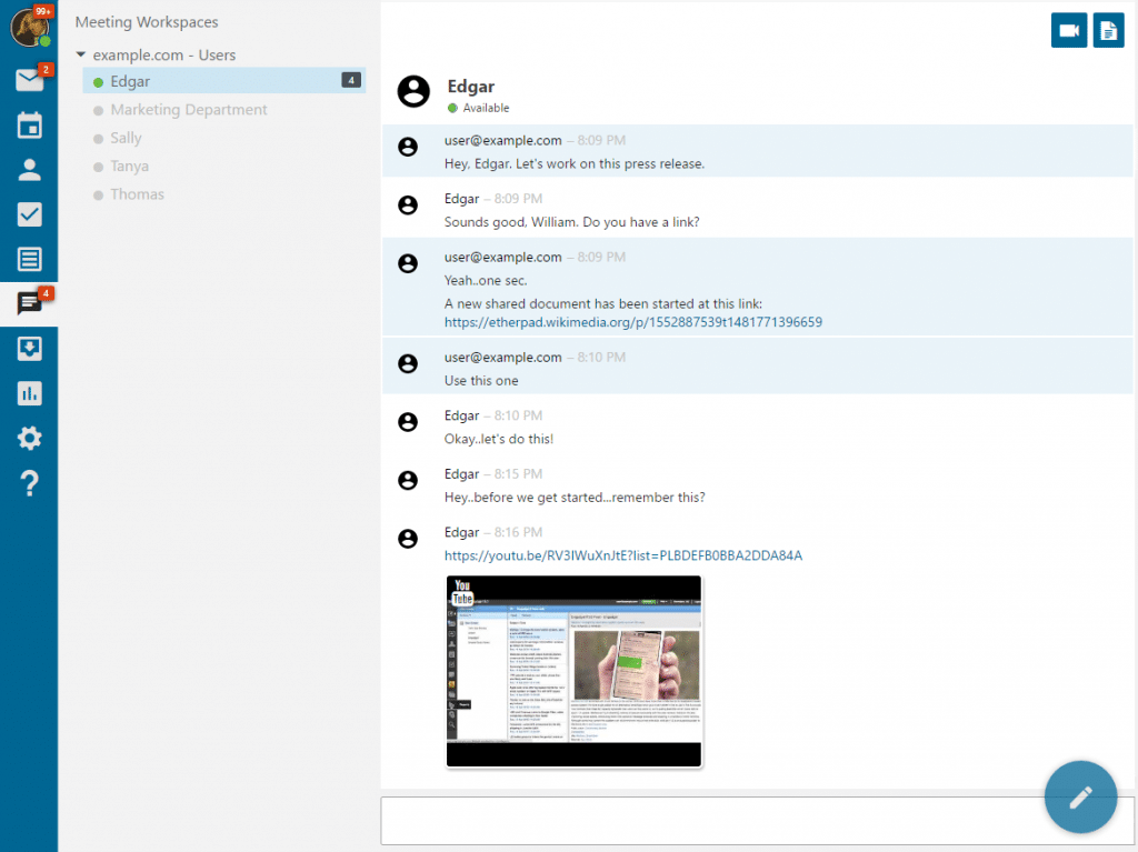 Picture of Hosted Smartermail
