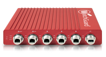 Picture of WatchGuard Firebox T35-R with 3-yr Standard Support