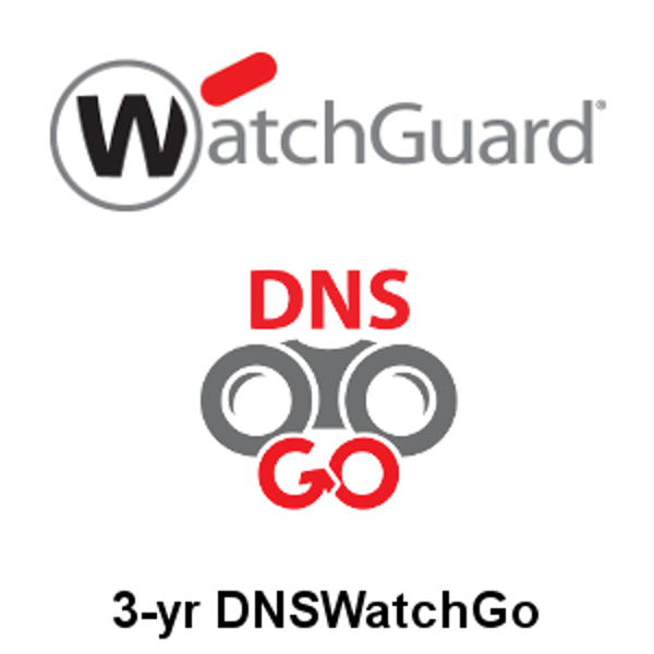 Picture of WatchGuard DNSWatchGo - 3 year