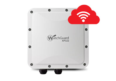 The WatchGuard AP322 Outdoor Access Point