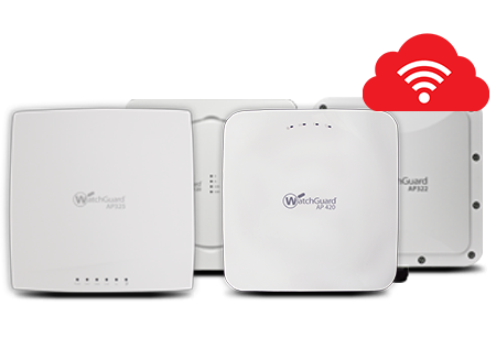 WatchGuard Secure WIFI Family